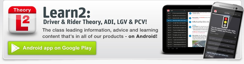 The class leading information, advice and learning content that's in all of our products - on your Android phone or tablet!