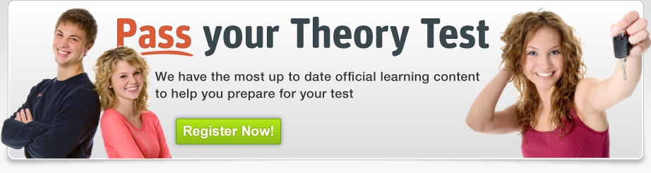Pass your theory test. We have the most up to date official content to help you to prepare for your test - Pass your driving and theory tests with Driving Test Success!
